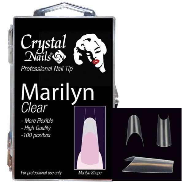 CN Marilyn Tip Box - Clear