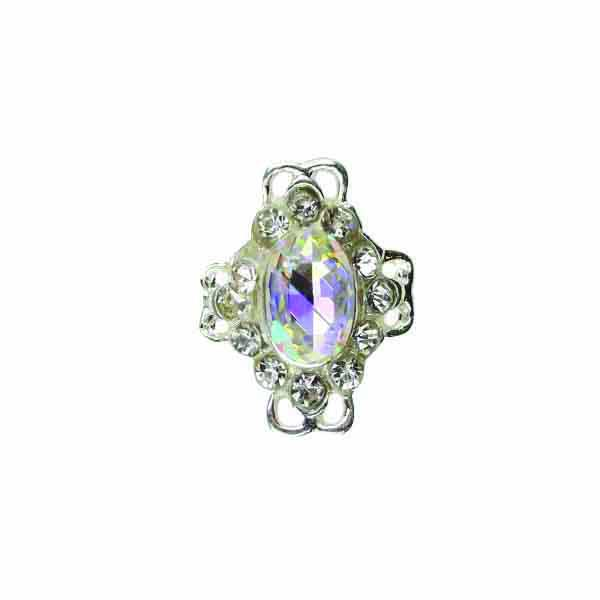 Crystal körömékszer - MNDE734