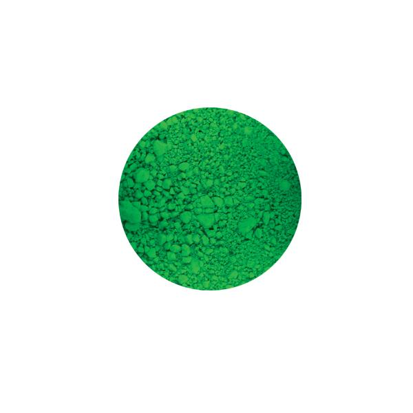 Új! Neon pigmentpor - neon zöld