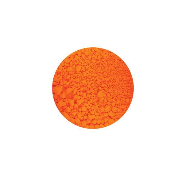 Új! Neon pigmentpor - neon narancs