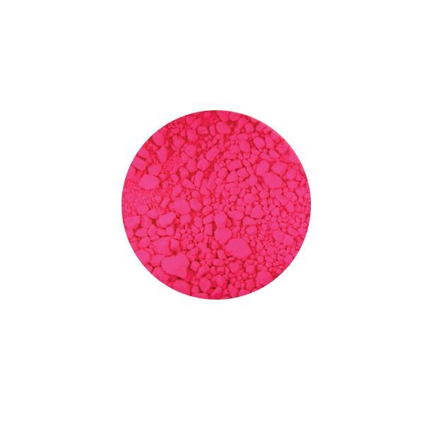 Új! Neon pigmentpor - neon pink