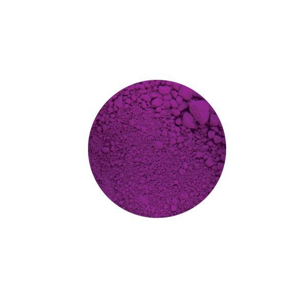 Új! Neon pigmentpor - neon lila
