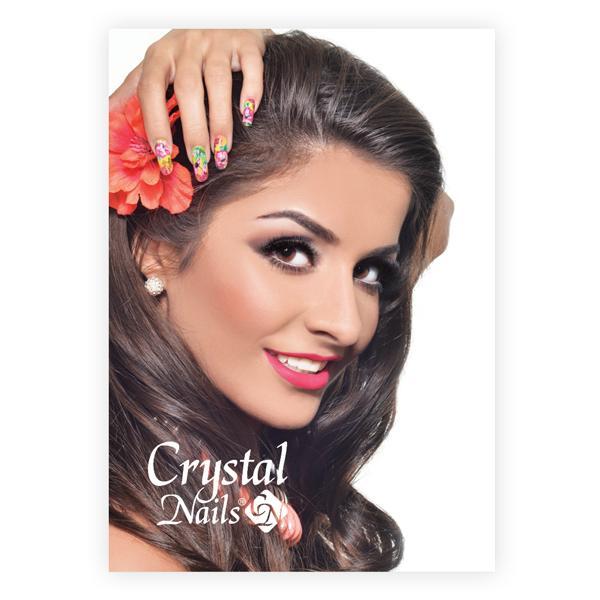 Crystal Nails poszter 39 - 50x70cm