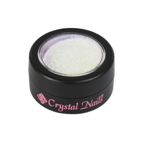ÚJ! Crystal Nails ChroMirror króm pigmentpor - Chameleon #3