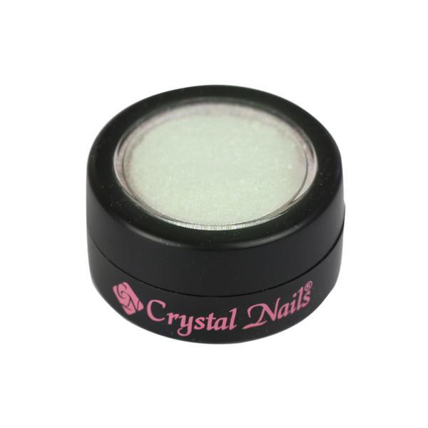 ÚJ! Crystal Nails ChroMirror króm pigmentpor - Chameleon #1