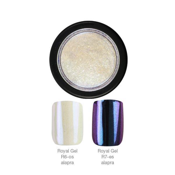 Crystal Nails ChroMirror króm pigmentpor - Chameleon #3