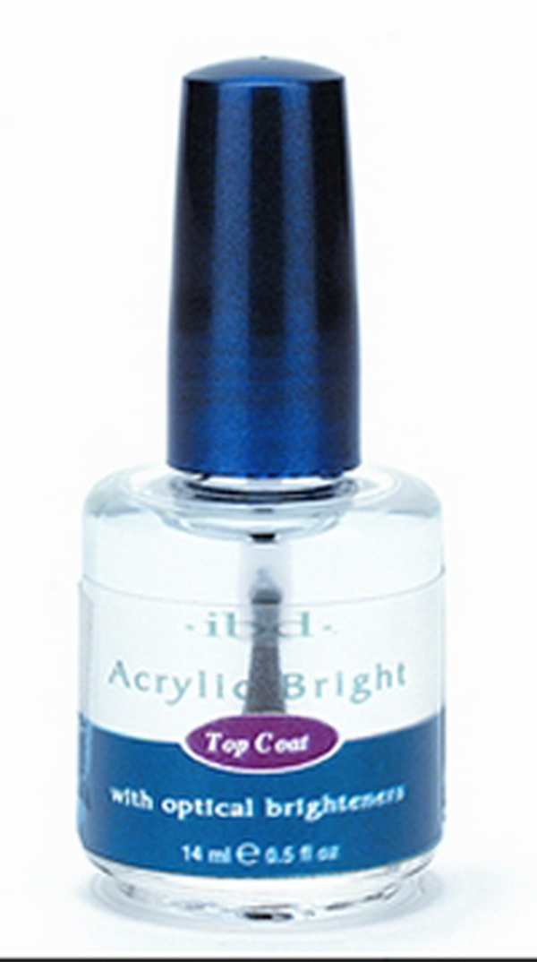 Acrylic Bright Top Coat /porcelán magasfény/