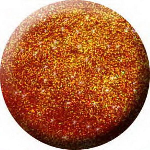 125 Snow Crystal zselé Arany - 5ml