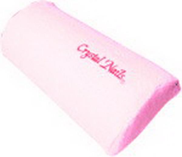 Frottír bevonatú kéztámasz pink