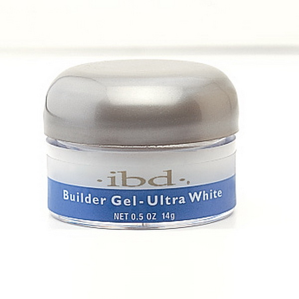 IBD Builder gel Ultra White 14g