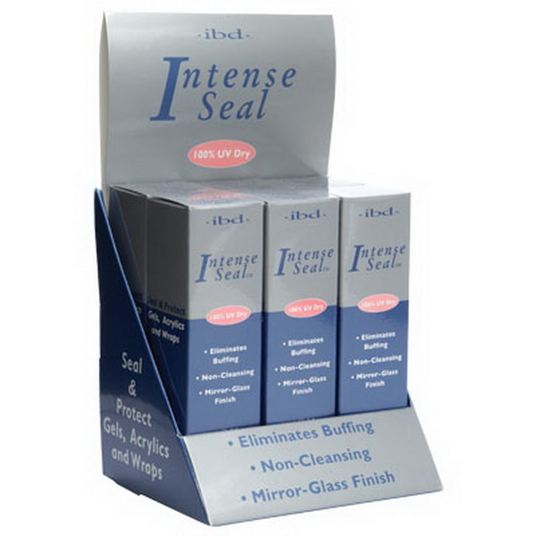 Intense Seal clear 14ml /magasfény/
