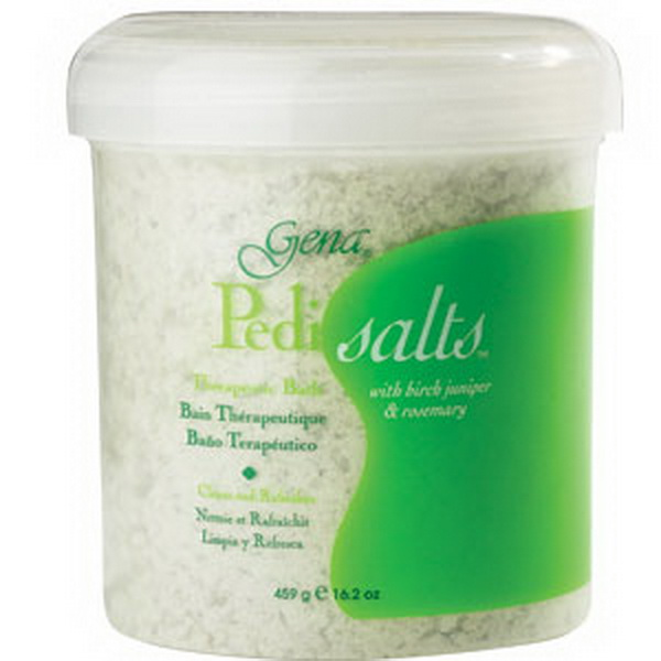 Pedi Salts (Aromaterápiás lábfürdő) 442g