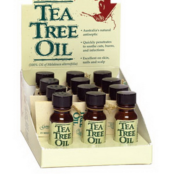 Teafa Olaj (100% Tea Tree Oil) 5ml