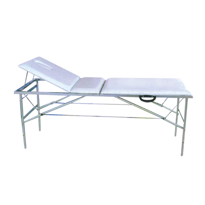 Hordozható masszőr ágy
