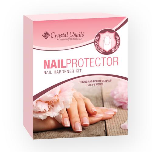 Nail Protector Körömerősítő készlet