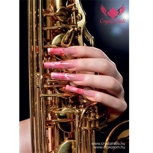 Crystal Nails poszter 22 - 50x70cm