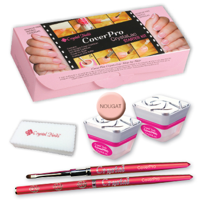 CoverPRO CrystaLac Starter Kit