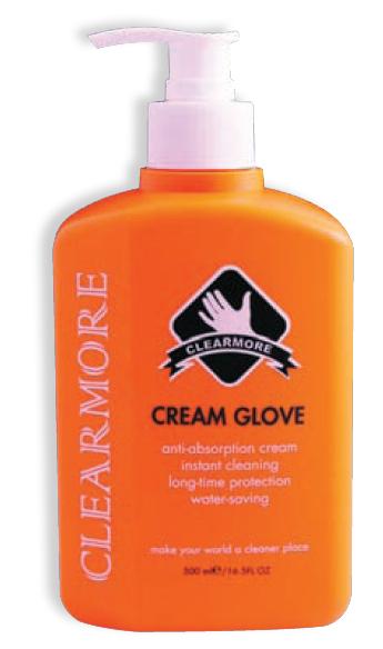 Cream Glow - folyékony krémkesztyű