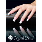 Crystal Nails poszter 7 - Kovács Gabi francia 50x70cm