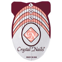 Crystal Nails sablon 50db