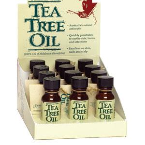Teafa Olaj (100% Tea Tree Oil) 5ml