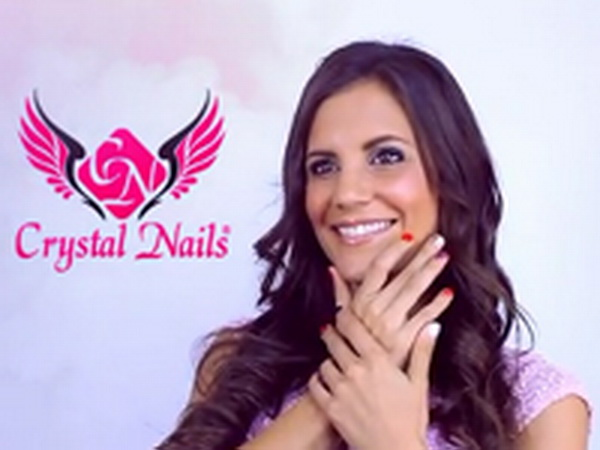 Crystal Nails TV spot - Hard Lacquer