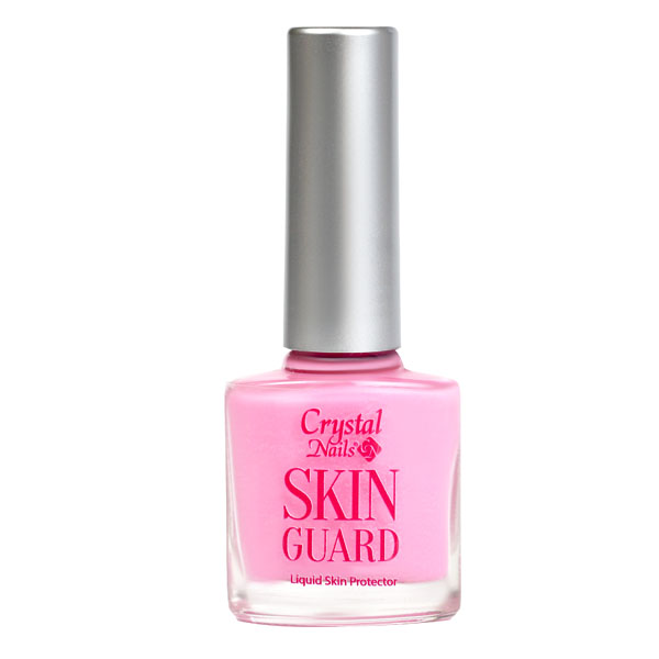Crystal Nails Skin Guard Liquid Skin Protector - 8ml