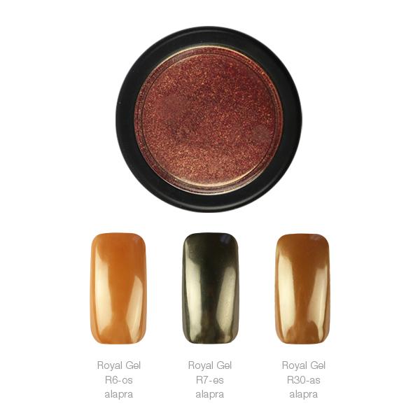 ChroMirror króm pigmentpor - Bronze