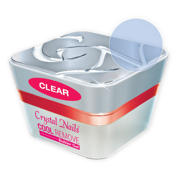 Cool (Remove) Builder Gel Clear - 50ml