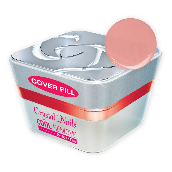 Cool (Remove) Builder Gel Cover Fill - 15ml