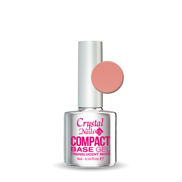 Compact Base Gel Translucent Nude - 4ml