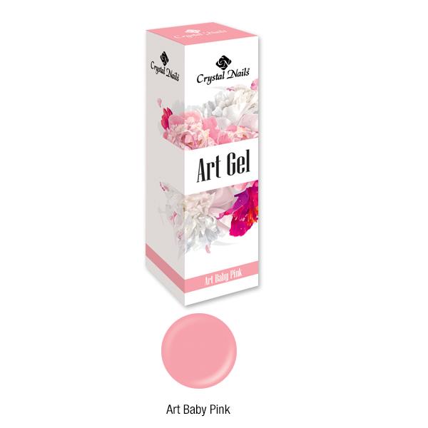 Art Gel festőzselé - Art Baby Pink (5ml)