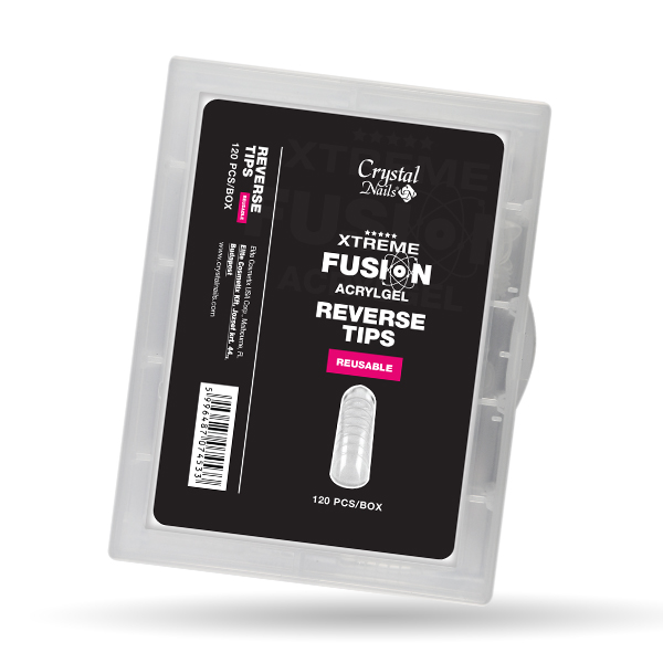 Xtreme Fusion AcrylGel-hez Clear Tip