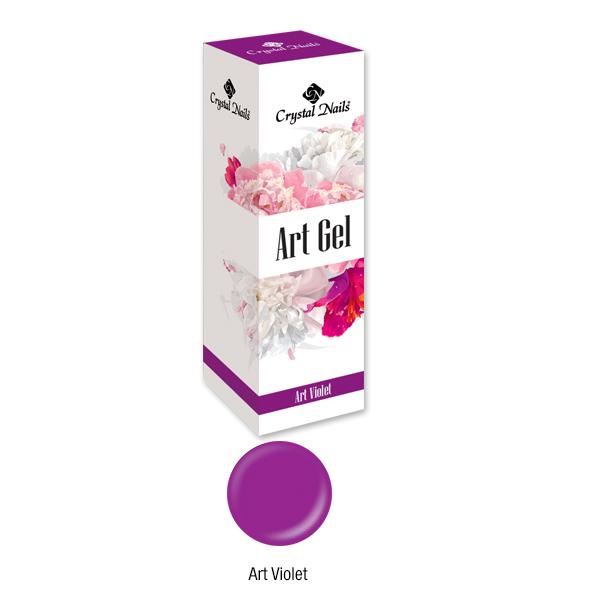 Art Gel festőzselé - Art Violet (5ml)