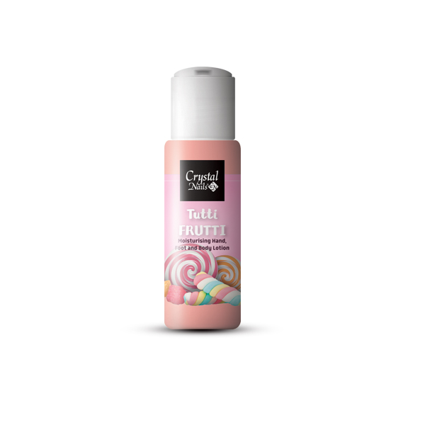 Moisturising Hand, Foot and Body Lotion - Tutti-Frutti 30ml