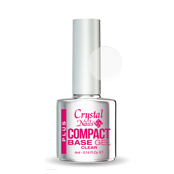 Compact Base gel PLUS Clear - 4ml