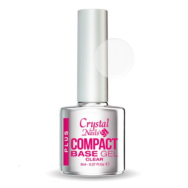 Compact Base gel PLUS Clear - 8ml