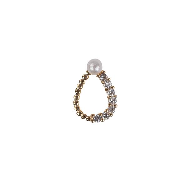 Nail Charm 4 - arany