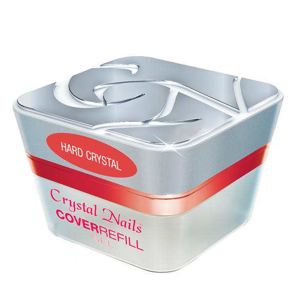 Cover refill hard crystal gel - 15ml