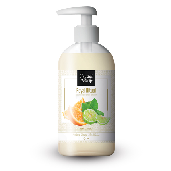Moisturising Hand, Foot and Body Lotion - Royal Ritual 250ml