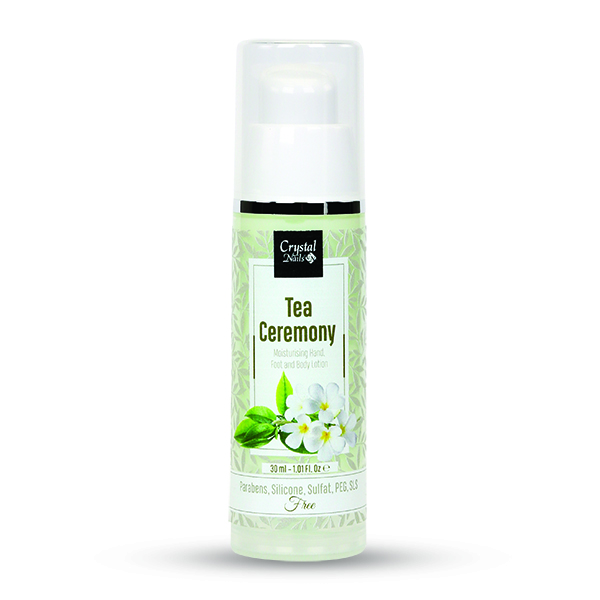Moisturising Hand, Foot and Body Lotion - Tea Ceremony 30ml