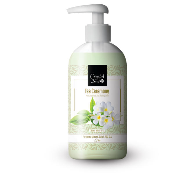 Moisturising Hand, Foot and Body Lotion - Tea Ceremony 250ml