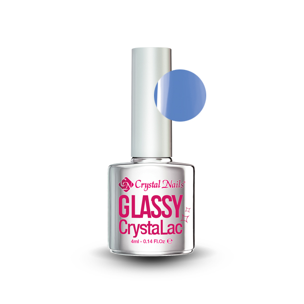 Glassy Crystalac - Dark Blue (4ml) - Limitált