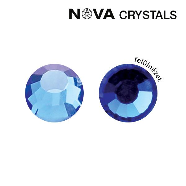 NOVA Crystal Strasszkő - Sapphire SS3 (1,4 mm)