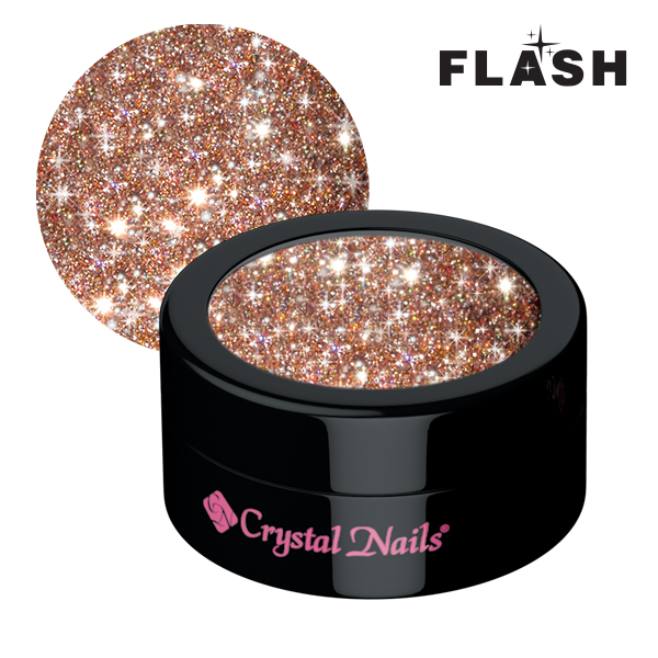Flash glitters 2 - rosegold