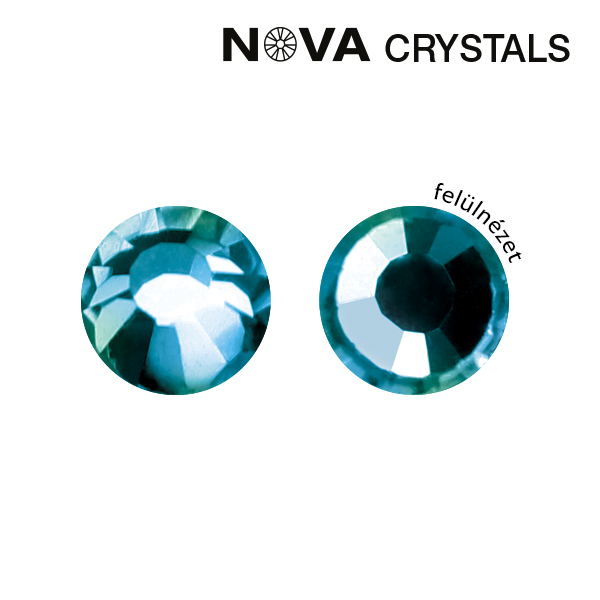 NOVA Crystal Strasszkő - Aquamarine AB SS5 (1,8 mm)