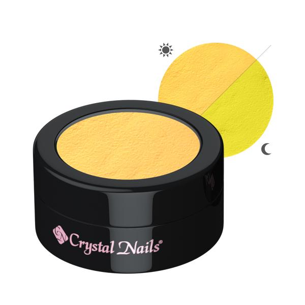 Glow pigmentpor - narancs