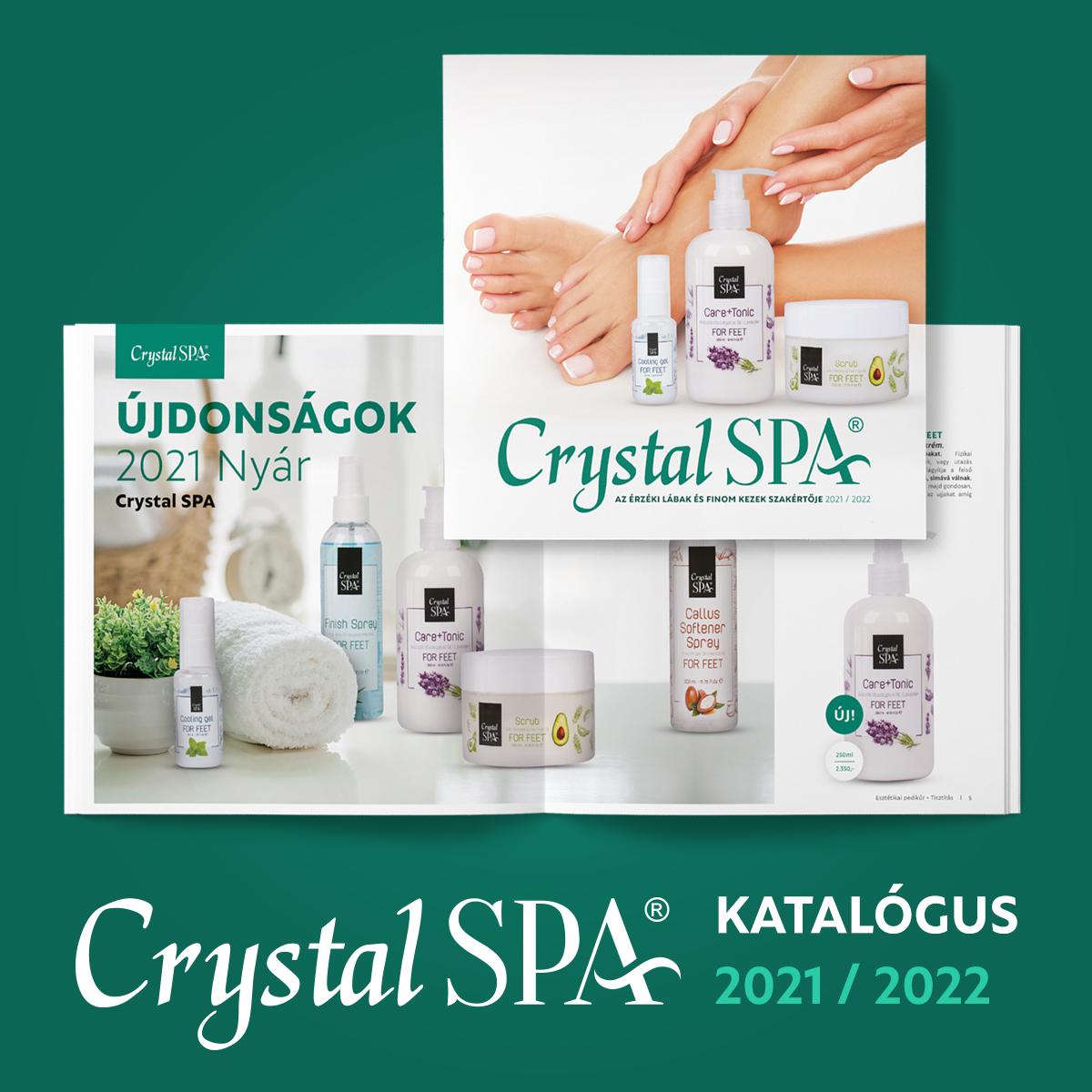 Crystal SPA katalógus 2021/2022