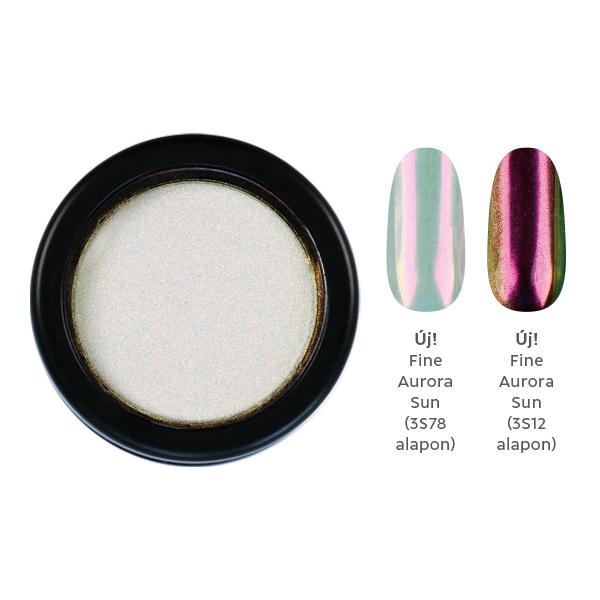ChroMirror króm pigmentpor - Fine Aurora Sun