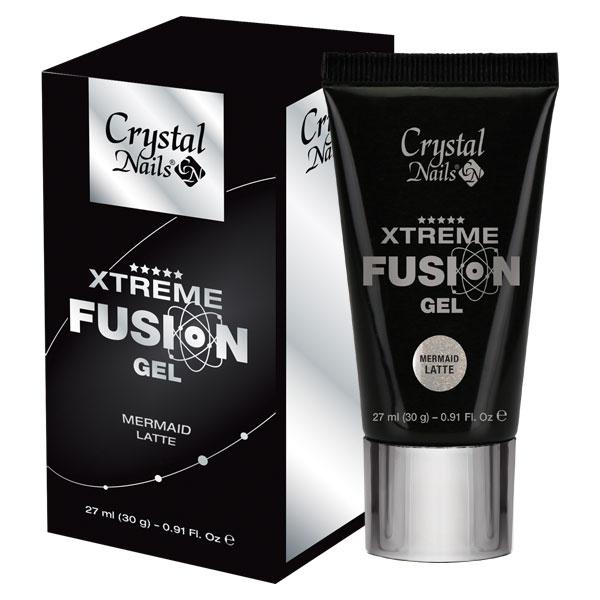 Xtreme Fusion AcrylGel Mermaid Latte - 30g